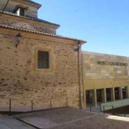 Museo Carmelitano. Exterior.
