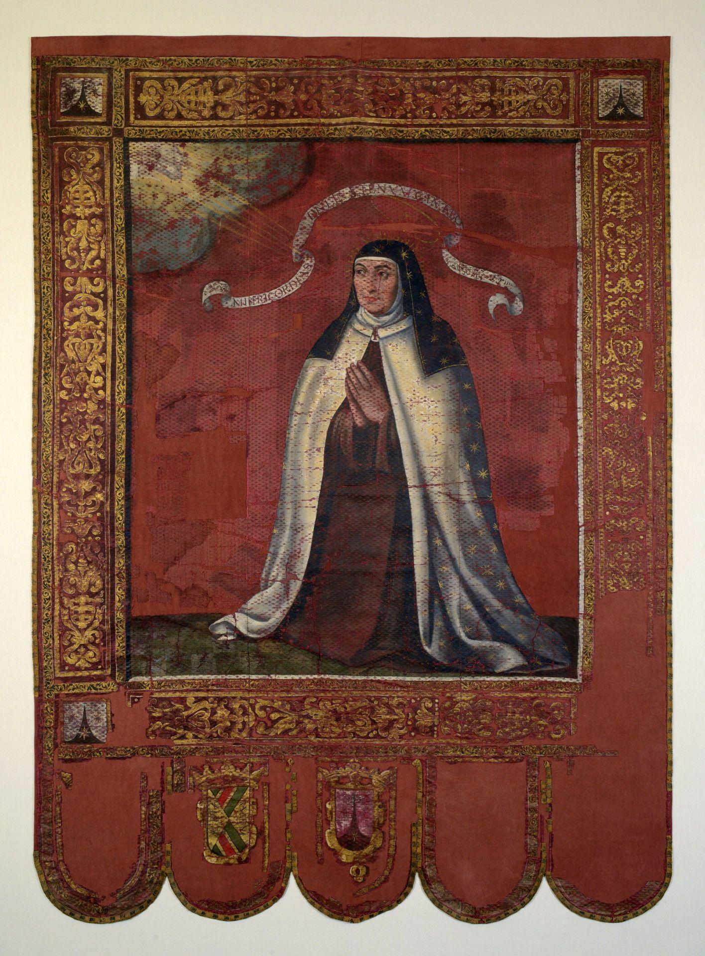 Actos y Cultos con motivo del V Centenario de Santa Teresa de Jesús en Alba de Tormes
