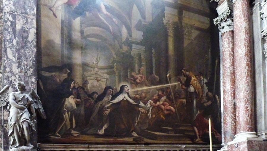 Maria di Nazareth en Carmelitas Descalzas, Alba de Tormes