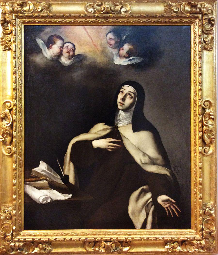 Museo de Bellas Artes en Carmelitas Descalzas, Alba de Tormes