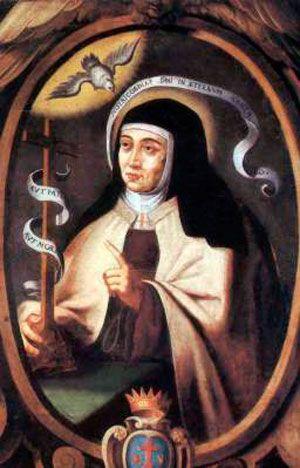 Santa Madre en Carmelitas Descalzas, Alba de Tormes