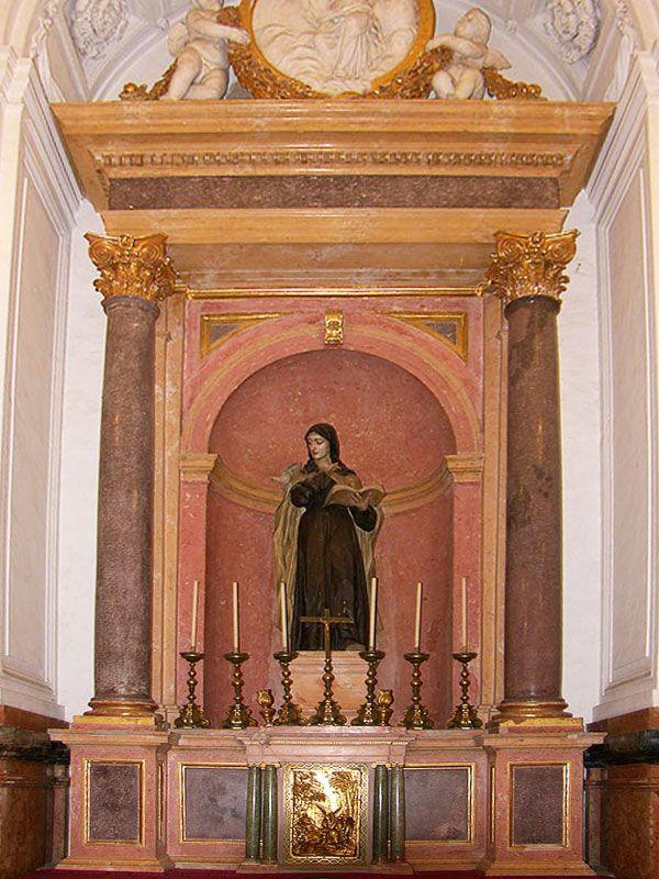 Altar de Santa Teresa
