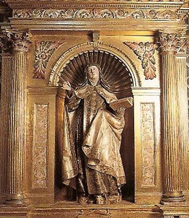 Santa Teresa de Jesús (Retablo)