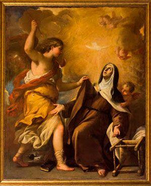 La Transverberación de Santa Teresa