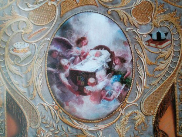 Nacimiento Santa Teresa de Jesús en Carmelitas Descalzas, Sepulcro de Santa Teresa