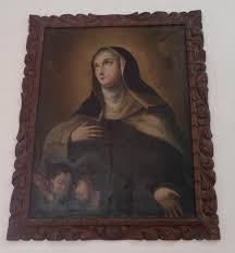 Teresa de Jesús en Carmelitas Descalzas, Sepulcro de Santa Teresa
