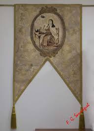 Estandarte de Santa Teresa en Carmelitas Descalzas, Alba de Tormes
