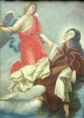 La Transverberación del Corazón de Santa Teresa