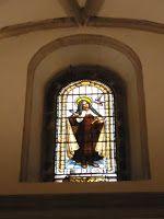 Santa Teresa Escritora en Carmelitas Descalzas, Alba de Tormes