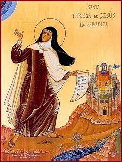 Santa Teresa de Jesús La Seráfica