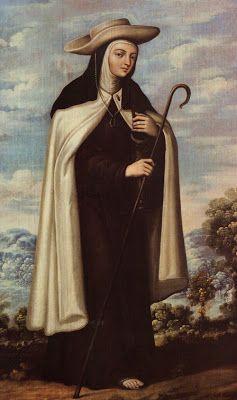 Santa Teresa Peregrina