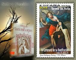 IV Centenario de la Beatificación de Teresa de Jesús