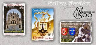 V Centenario nacimiento de Santa Teresa