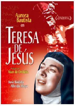 Cartel Película Teresa de Jesús