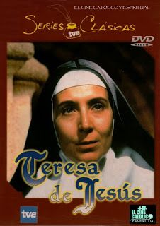 Series Televisión Española sobre Santa Teresa de Jesús en Carmelitas Descalzas, Alba de Tormes