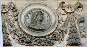 Santa Teresa, la bibliotecaria