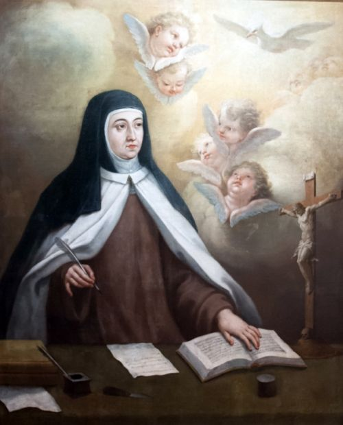 Santa Teresa Fundadora