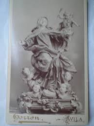 Transverberación del Corazón de Santa Teresa de Jesús en Carmelitas Descalzas, Sepulcro de Santa Teresa