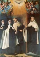 Encuentro de Santa Teresa y San Juan, en Duruelo