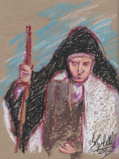 Sombra que desea ser iluminada: Teresa de Jesús homenajeada