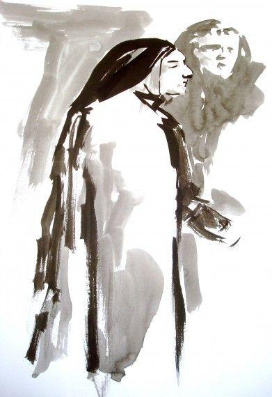 Sombra que desea ser iluminada: Teresa de Jesús homenajeada por Verónica Amat y Miguel Elías