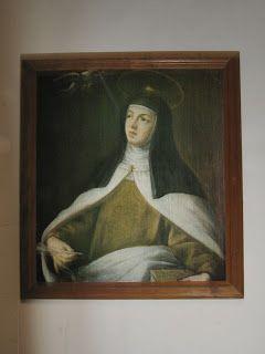 Las Huellas de Santa Teresa de Jesús en Caravaca