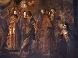 Santa Teresa de Jesús y la Eucaristía