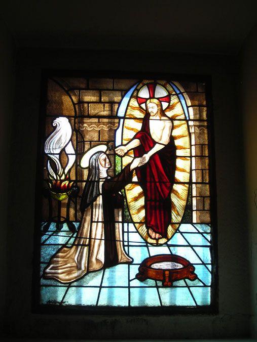 Conversión de Santa Teresa