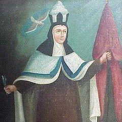 Sta. Teresa de Jesús Doctora en carmelitas Descalzas, Alba de Tormes