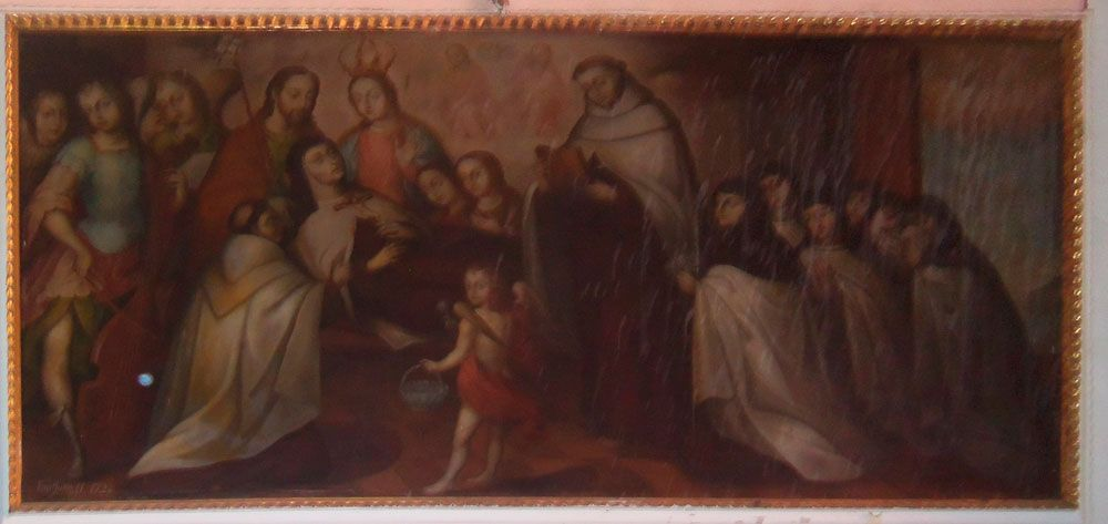 El Tránsito de Santa Teresa de Jesús