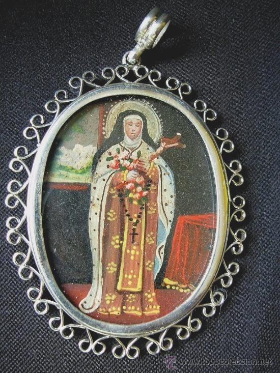Relicario Santa Teresa de Jesús