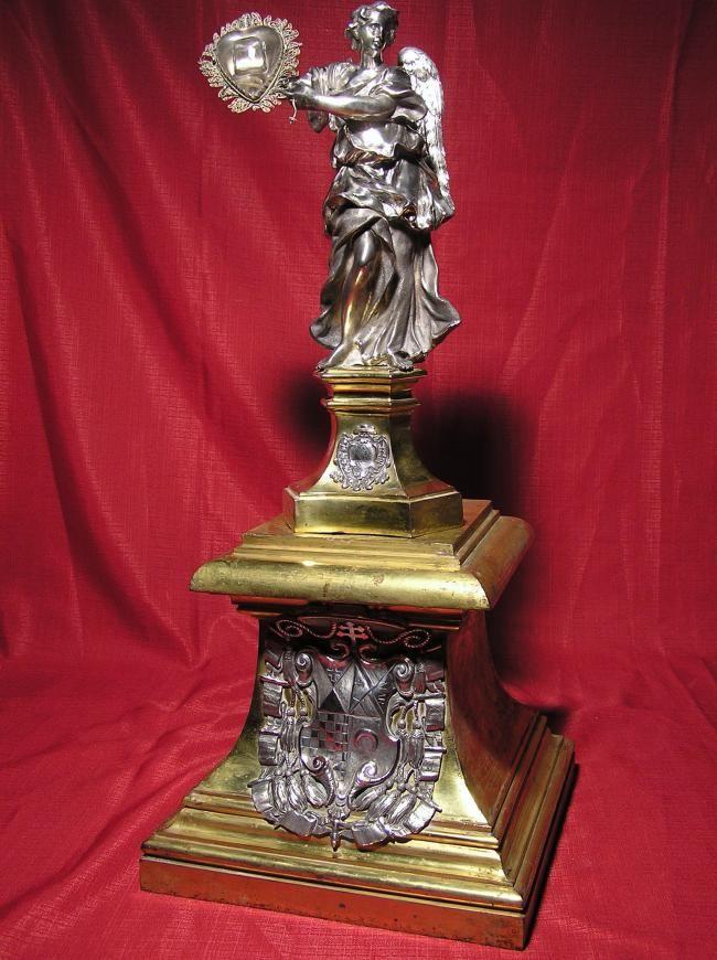Ángel relicario de Santa Teresa de Jesús