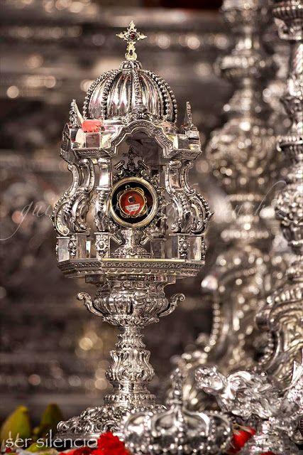 Relicario de Santa Teresa de Jesús Nuestra Señora de los Desamparados de Almería