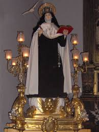 Imagen de Santa Teresa de Jesús