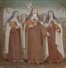 Santa Teresa de Jesús en las Navidades de 1568
