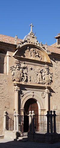 Carmelitas Descalzas. Alba de Tormes. Santa Tersa de Jesús