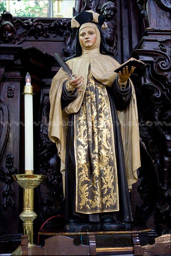 Santa Teresa. Doctora de la Iglesia