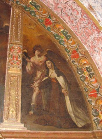 Transverberación de Santa Teresa de Jesús