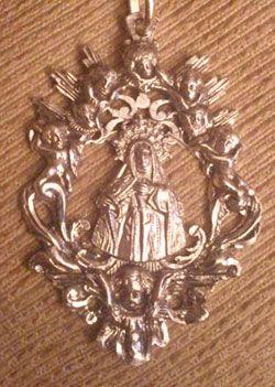 Medalla de Santa Teresa