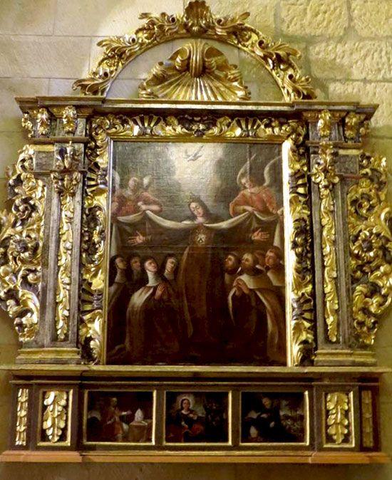 Coronación de Santa Teresa