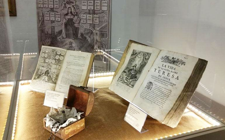 Ediciones primeras de las obras de Santa Teresa de Jesús