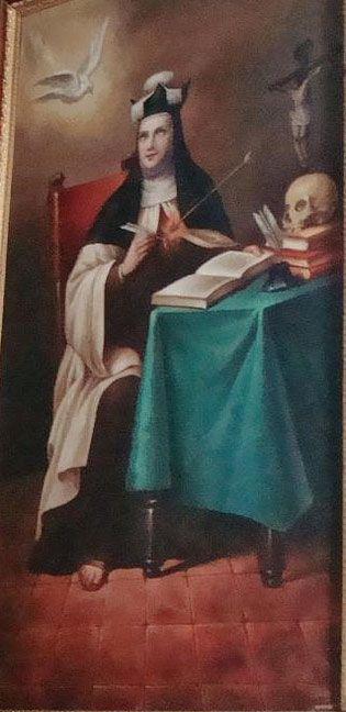 Santa Teresa, Doctora