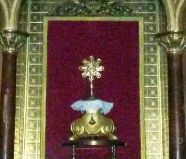 Reliquia de Santa Teresa