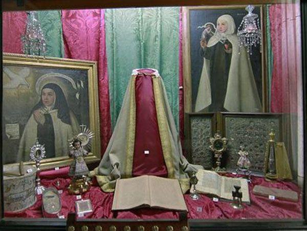 Reliquias de la Santa