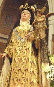Santa Teresa de Jesús, Doctora de la Iglesia