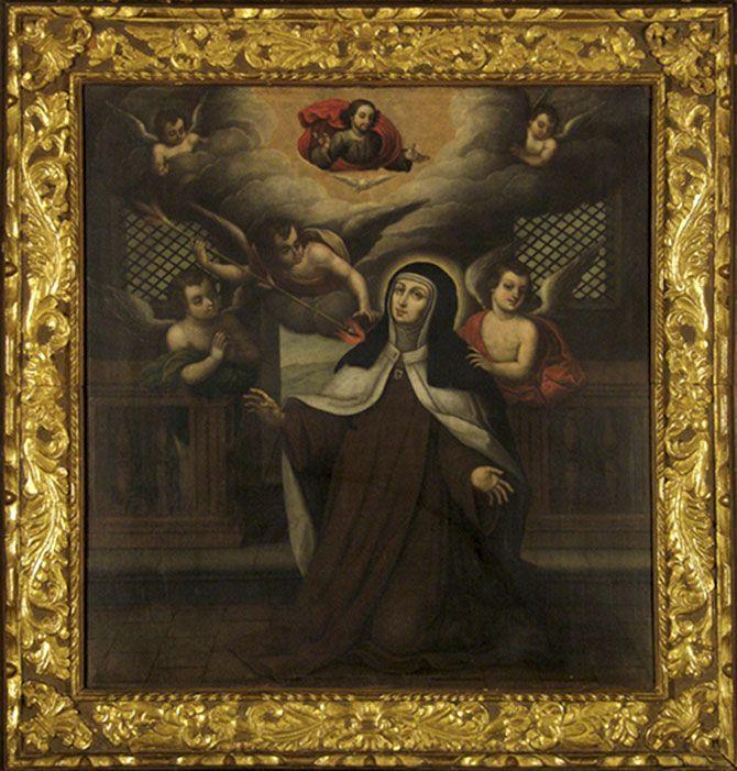 Éxtasis de Santa Teresa de Jesús