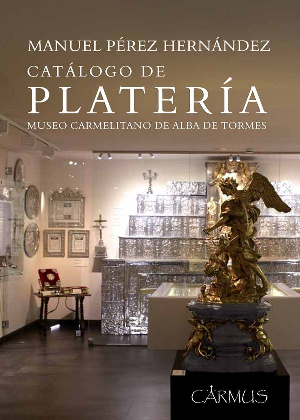 Próxima presentación del «Catálogo de Platería» (Entrada Libre)