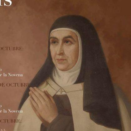 Programación /// Fiesta y Novena de Santa Teresa de Jesús del 14 al 22 de octubre 2020